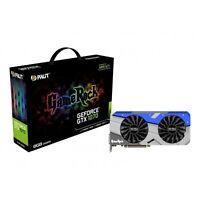 Palit GeForce GTX 1070 GameRock Edition Graphics Card, 8GB GDDR5, DVI, HDMI, DP