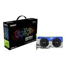 Palit GeForce GTX 1070 GameRock Edition scheda grafica 8 Gb GDDR 5, DVI, HDMI, DP