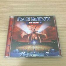 Iron Maiden - En Vivo - 2 X CD Album Live - 2012 Parlophone - near mint