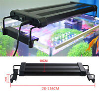 Adjust LED Aquarium Light Full Spectrum Freshwater Fish Tank Plant Lights28-72cm