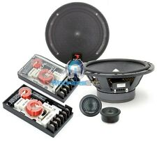"""FOCAL 165A1 6.5"""" 120W RMS 2-WAY COMPONENT SPEAKERS MIDS TWEETERS CROSSOVERS NEW"""