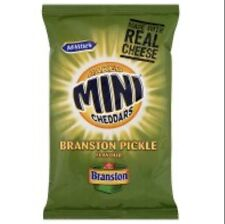 30 X 50g Branston Pickle Mini Cheddars