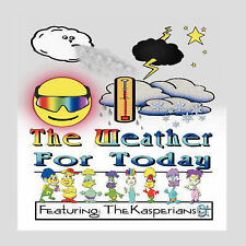 The Weather For Today by Richards, Jennifer