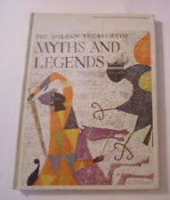 Golden Treasury of Myths and Legends, Provensens, Scott Foresman Edition