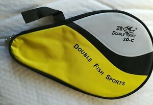 Good Quality CASE Cover Bag for ping pong racket table tennis paddle USA
