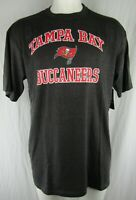 Tampa Bay Buccaneers NFL Majestic Men's Big & Tall T-Shirt