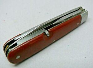1930 Wenger Delemont 100mm Model 1908 Soldier Swiss Army Knife