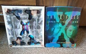 The X-Files Games Big Box PC/Mac CD-ROM Complete PAL Rare