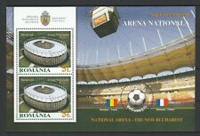 Romania 2011 Architecture National Arena MNH sheet