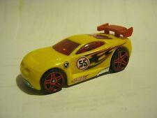 Hot Wheels Yellow power Rage #54,  (EB20-11)