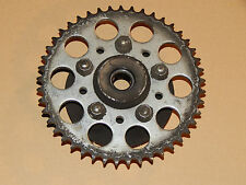 HONDA VFR 750 F RC 24 1990 RUOTA DENTATA travi SPROCKET CHAIN WHEEL MOUNT