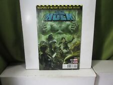 Totally Awesome Hulk #22 Second 2nd Print Marvel Comics 2017 NM 1st Weapon H