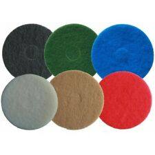 More details for floor polisher cleaning scrubbing dry buffing & final polishing janitorial pads