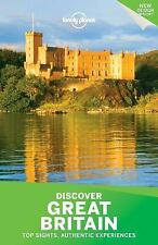 Travel Guide: Lonely Planet Discover Great Britain by Lonely Planet Staff, Pete…
