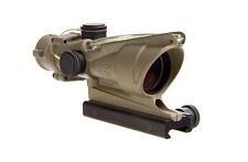 Trijicon TA31-C-100380 ACOG 4x32 Scope Illuminated Green Crosshair .223 FDE