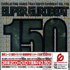 VARIOUS ARTISTS-SUPER EUROBEAT VOL.150  CD NEW