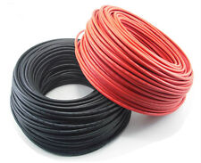 Cable Solar 6mm Enerflex Solar Rojo o Negro Especial instalación para solar