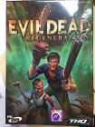 NEW*SEALED PC GAME EVIL DEAD REGENERATION (PC) (DVD) FACTORY SEALED