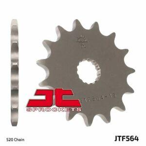 SCM420 Chromoly Steel JT JTF564.15 Motorcycle Front Drive Sprocket