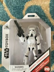 Star Wars Stormtrooper Disney Toybox Figure, Disney Toybox Stormtrooper Figure