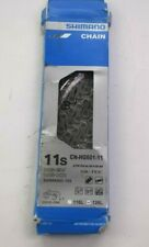 Shimano Mountain BIke Chain CN-HG601-11 11 Speed 126 Links  Quick link SIL-TEC