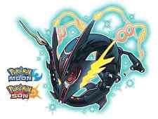 Shiny Mega Rayquazza | 6IVs EV trained Battle Ready | POKEMON SUN + MOON!!!