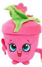 "Shopkins Peta Plant Pink Stuffed Plush Toy 6"" New Moose Toys 2013"