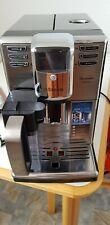Saeco Incanto Deluxe - Edelstahl/Schwarz Kaffeevollautomat - Sehr guter Zustand