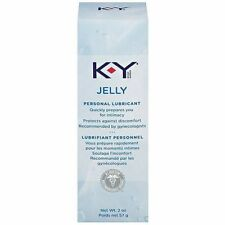 12 TUBEs KY JELLY 2oz PERSONAL LUBRICANT