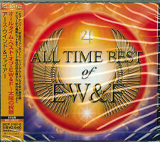 EARTH. WIND & FIRE-ALL-TIME BEST OF EW&F-JAPAN 2 CD+BOOK G35