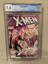 Uncanny X-Men #247 CGC 9.6 NM+