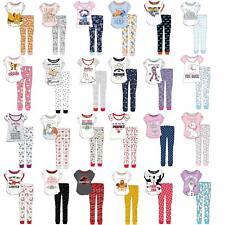 Ladies/Girls Character Pyjamas PJ Set Jersey Cotton Size 8,10,12,14,16,18,20,22
