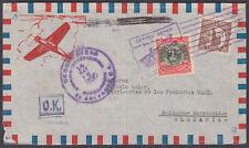 1935 El Salvador Airmail to Germany