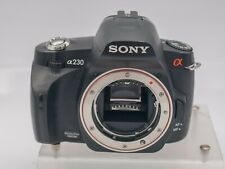 Sony DSLR-A230 10.2mp SLR Camera Body - 11k Accs - Intermittent Error *Read*