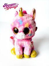 Ty Beanie Babies 95001 Ty Gear Fantasia Unicorn Boo Back Pack