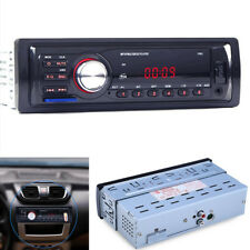 DC 12V Car In-Dash 1 Din Radio MP3 Music Player Stereo FM Radios USB TF SD Card