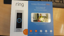 Ring Wireless Video Doorbell Pro with Chime & Transformer 1080p HD Two-Way Talk