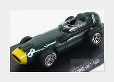 Vanwall F1 Vw57 #8 S.Moss 1957 World Champion Green Yellow Edicola 1:43 GL01