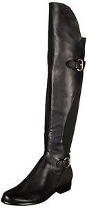 Corso Como 9121 Women's Black Splendid Riding Boots Sz 7