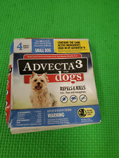 Advecta 3 Flea Small Dog 5-10 Lbs