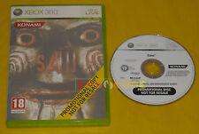 SAW 1 XBOX 360 Versione Promo ••••• USATO