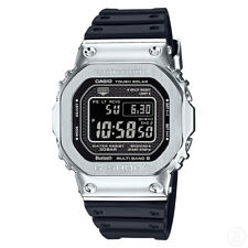 CASIO G-SHOCK Full Metal Resin Band Bluetooth Watch DW-5000 GShock GMW-B5000-1
