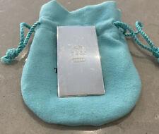 Tiffany & Co - Money Clip - 925 Silver