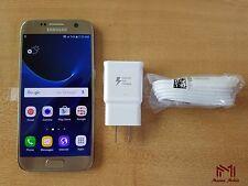 Samsung Galaxy S7 | Verizon | Grade B | Factory Unlocked | Gold Platinum |