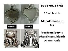 Jewellery Cleaner Solution for Cleaning Gold Silver Platinum - BUY 2 GET 1 FREE