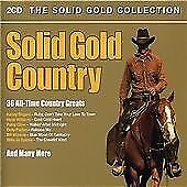 Solid Gold Country, Various Artists, Audio CD, Good, FREE & FAST Delivery