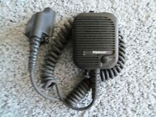 Efjohnson microphone for 5100 series radios.