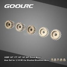 New GoolRC 32DP 3.175mm 16T -20T Pinion Motor Gear Set for RC Car J9T5