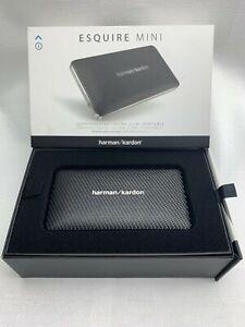 Harman Kardon Esquire MINI Wireless Bluetooth Speaker--Pristine--