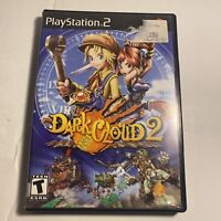 Dark Cloud 2 PS2 (Sony PlayStation 2, 2003) Complete Video Game Free Shipping
